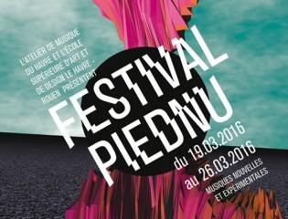 Festival Piednu, ouverture.