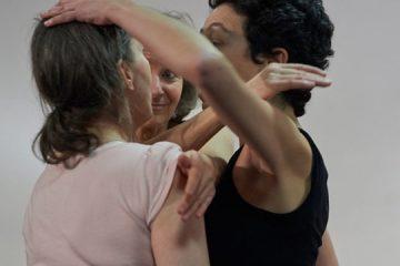 « ENTRE-PEAUX », projet de film chorégraphique par la compagnie La Lice