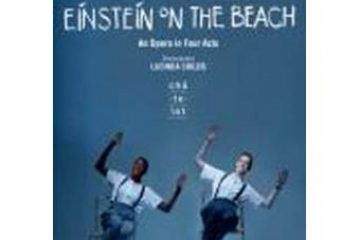 Einstein on the Beach , l'oeuvre culte de Philip Glass et Robert Wilson disponible en DVD