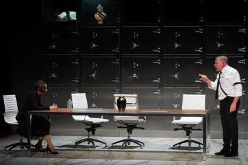 « La Résistible Ascension d'Arturo Ui », de Bertolt Brecht. Mise en scène Dominique Pitoiset