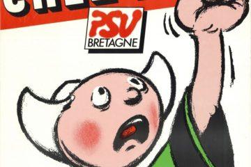 Le Musée de la bande dessinée à Angoulême réunit 90 affiches à message politique ou social