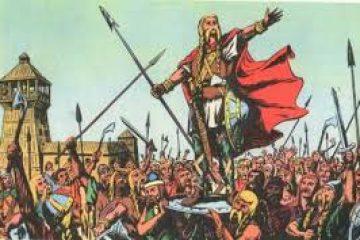 Le mythe de Clovis : et l'Histoire alors ?