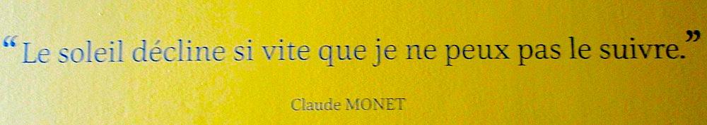 citation Monet