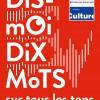 Semaine de la langue française: la dictée des Mots d'Or parmi plusieurs manifestations au Havre