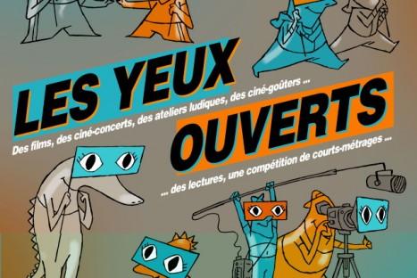 Festival de cinéma «les Yeux ouverts»