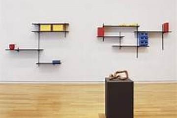 Mathieu Mercier présente, jusqu'au 14 avril 2018, l'exposition La case départ.