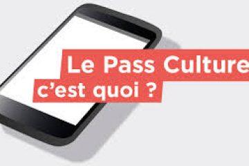 Le Pass culture de 500€ pour les jeunes de 18 ans.