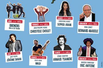 19ème Festival d'humour ESTUAIRE D'EN RIRE à Honfleur