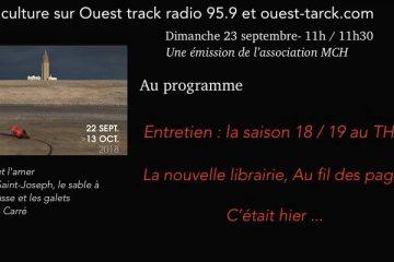 VIVACULTURE 23 SEPTEMBRE – Ouest-track.com