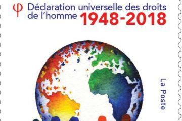 70e anniversaire de laDéclaration universelle des droits de l'homme