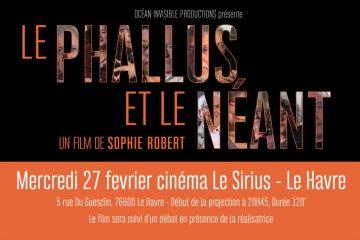 Le phallus et le néant, film polémique