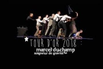 Marcel Duchamp au Magic Mirrors, 28 novembre 2017