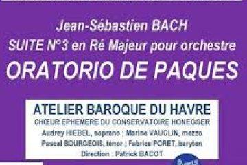 ORATORIO de PAQUES de J.S. BACH