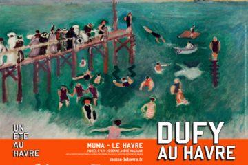 RAOUL DUFY au MUMA du HAVRE