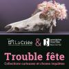 Trouble fête, collections curieuses et choses inquiètes