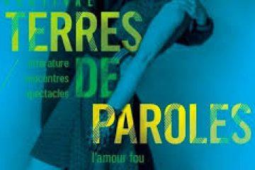 Terres de Paroles vous accompagne pendant le confinement avec ses sélections littéraires !