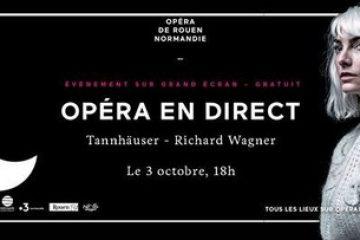 TANNHAUSER WAGNER / OPERA DE ROUEN