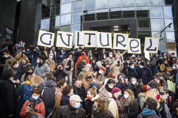 FURAX  : la colère du monde de la culture