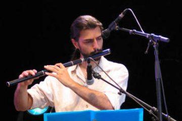 Ouverture d'une classe de flûte à bec, avec François Lazarevitch