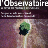 OBSERVATOIRE DES POLITIQUES CULTURELLES