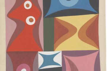 Sophie Taeuber-Arp, pionnière de l'abstraction