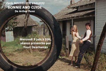 Ciné-débat / Bonnie and Clyde de Arthur Penn
