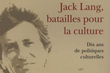 « 1981-2021, la culture en héritage » Le Monde (extraits)