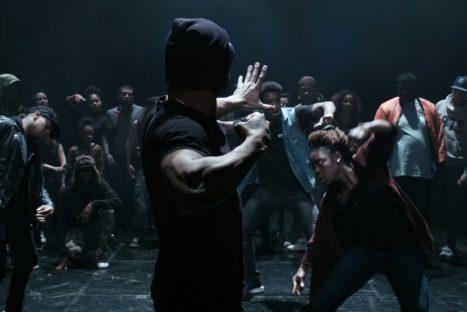 Opéra et danses urbaines: les Indes galantes
