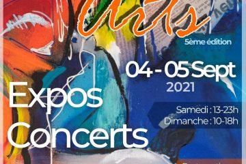 FESTIV'ARTS Octeville-sur-Mer