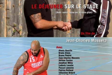«LE DÉJEUNER SUR LE STADE», un film de Jean-Charles Massera (27′, 2021)