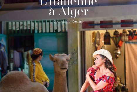 Opéra / «L'Italienne à Alger» de Rossini