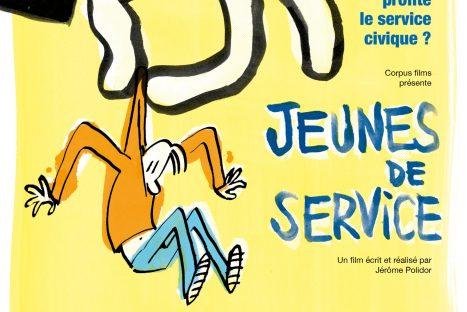Rencontre-débat / JEUNES DE SERVICE de Jérôme Polidor