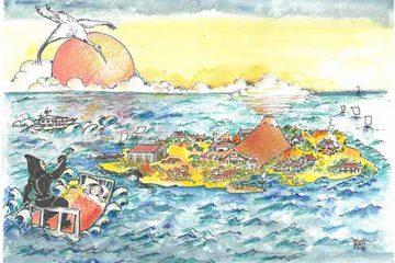 L'Île d'or – La nouvelle création du Théâtre du Soleil – Première le 3 novembre 21